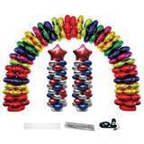 Foil Arch and Column Kit With Balloons