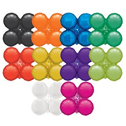 Replacement Foil Cluster Balloons for Columns Kit