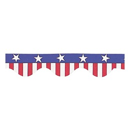 Patriotic Border Trim