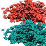 Metallic Star Dust Confetti