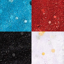 Disco Dots Fabric