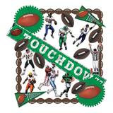 Touchdown! Football Decorating Kit