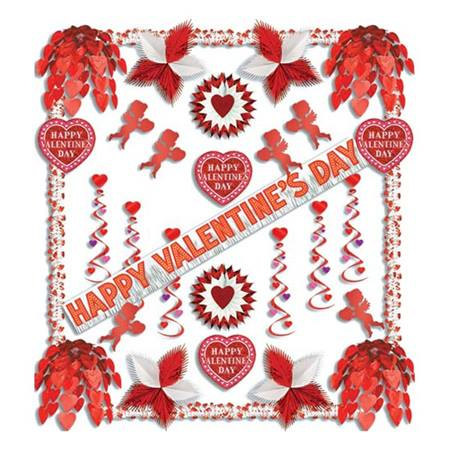 Valentine's Reflections Decorating Kit