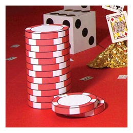 Bettin' High Poker Chip Stacks Kit