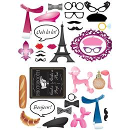 Paris Photo Props Kit