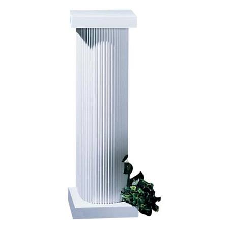 White 4 Foot Columns Kit, Set of 4