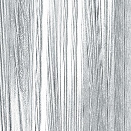 Metallic Silver Gossamer - 19 in. wide