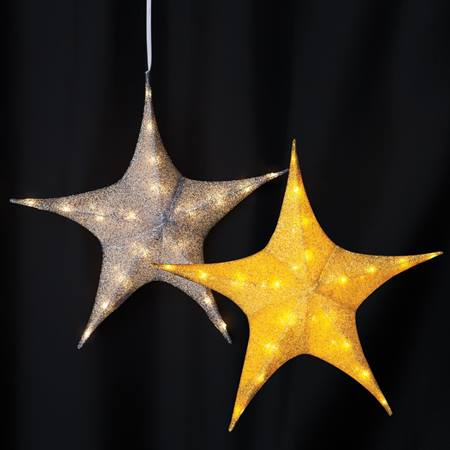 Light-Up Shining Star, Small
