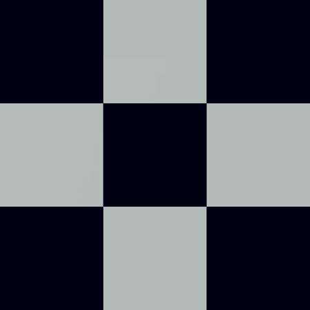 Black & Silver Checkered Flat Paper