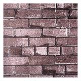 Red Brick Background Paper