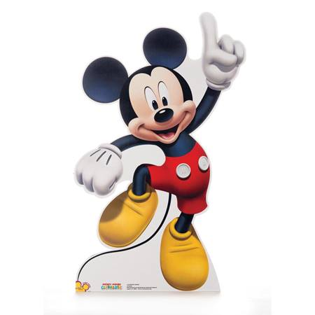 Mickey Mouse Stand-Up