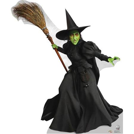 Wicked Witch Stand-Up
