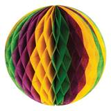 Mardi Gras Tissue Ball