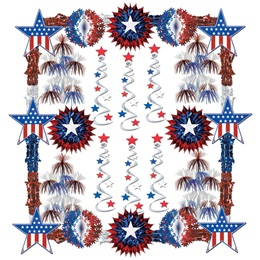 Patriotic Reflections Decorating Kit