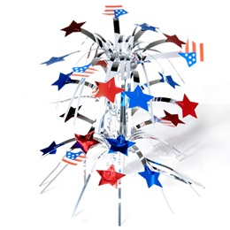 Stars and Flags Mini Centerpiece