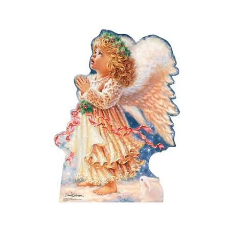Little Christmas Angel Stand-Up