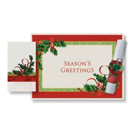 Holiday Traditions Placemats & Napkins Combo Pack™