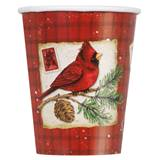 Christmas Cardinals Hot/Cold Cups