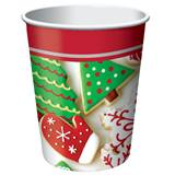Holiday Treats 9 oz Hot/Cold Cups