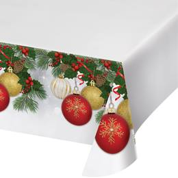 Ornament Elegance Table Cover