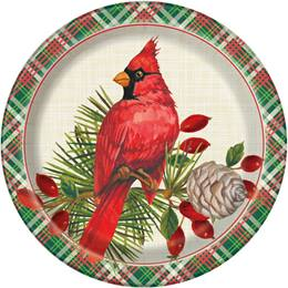 Red Christmas Cardinals