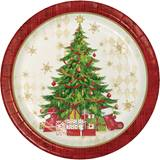 Tasteful Tree Dinner Plates