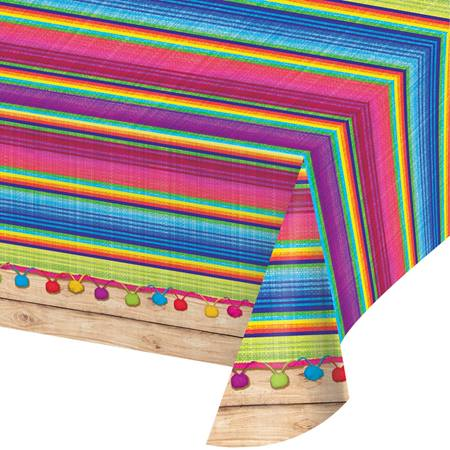 Serape Table Cover