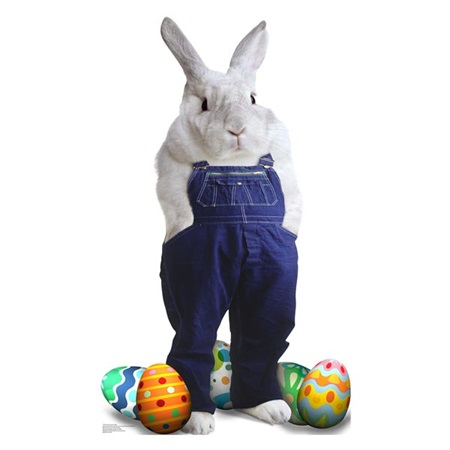 Easter Bunny Stand-Up