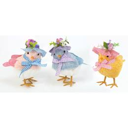 Handcrafted Chick Figurine