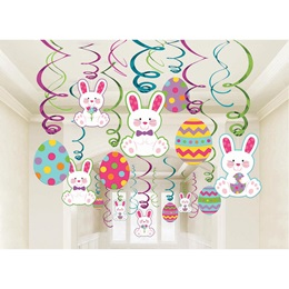 Easter Swirl Value Pack, 30/pkg.