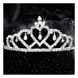 Queen of Hearts Tiara