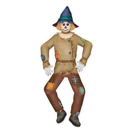 Scarecrow Jointed Cut-Out