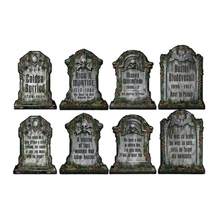 Tombstone Cut-Outs