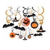 Modern Halloween Mega Value Pack Swirl Decorations