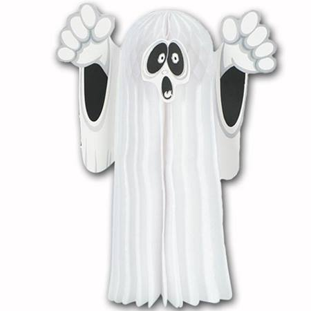 Hanging Tissue Ghost, 14 in.