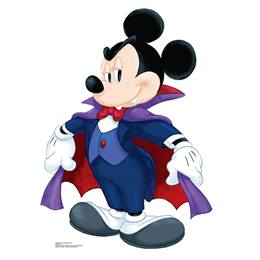 Mickey Mouse Dracula Stand-Up