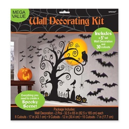 Family Friendly Halloween Scene Setters®