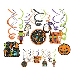Halloween Friends Foil Swirl Mega Value Pack