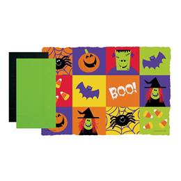 Halloween Placemat and Napkin Combo Pack