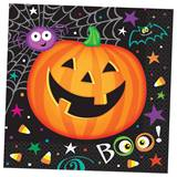 Pumpkin Pals Lunch Napkins, 16/pkg.