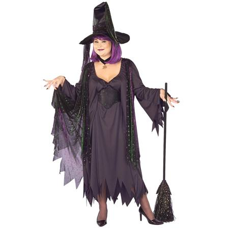 Mystic Witch Plus Costume