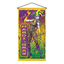 Mardi Gras Wall Panel