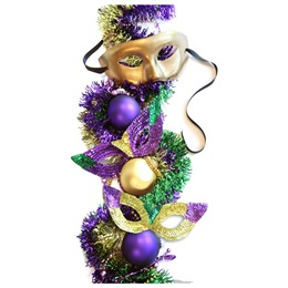 Mardi Gras Mask Stand-Up