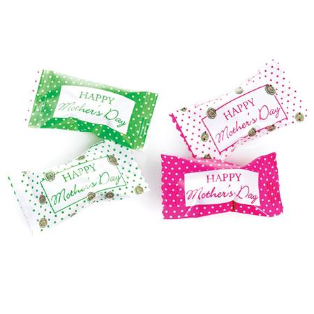 Buttermints in Mother's Day Theme Wrapper