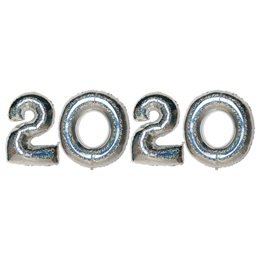 Holographic 2020 Balloon Kit