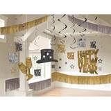 New Year's Giant Room Decorating Kit