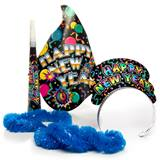 New Yorker Party Hat and Favor Assortment