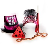 Entertainer Party Hat and Favor Assortment