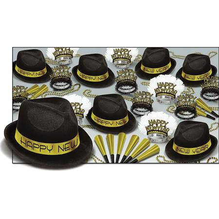Chairman Black & Gold Assortment for 50