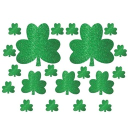 Glitter Shamrock Value Pack
